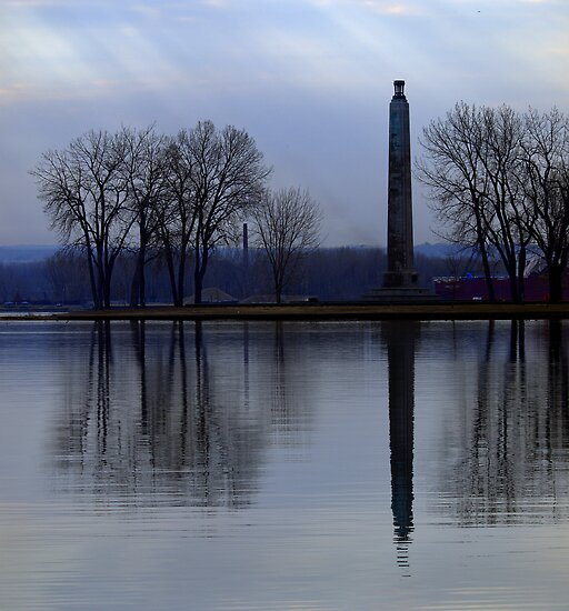 Perry Monument by Kathy Weaver