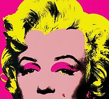 Marylin Monroe by MrYellow