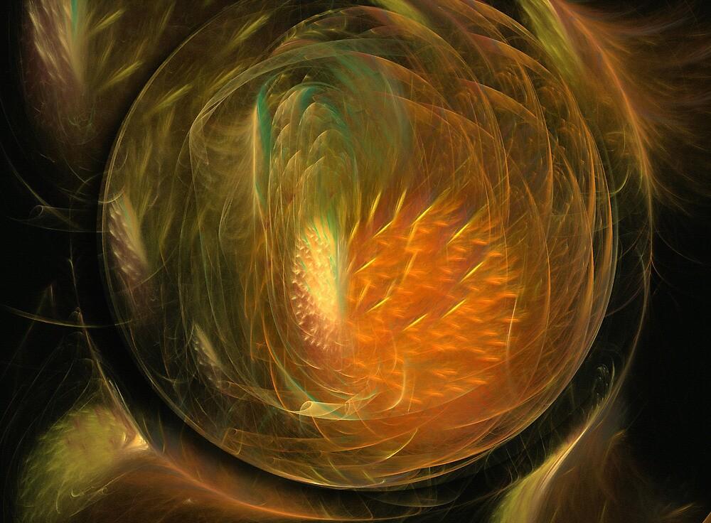 Thunder ball by walstraasart