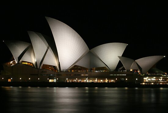 Opera House by Graham Schofield