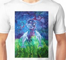 Dolphin Gaze (Prints, Cards & Posters) Unisex T-Shirt