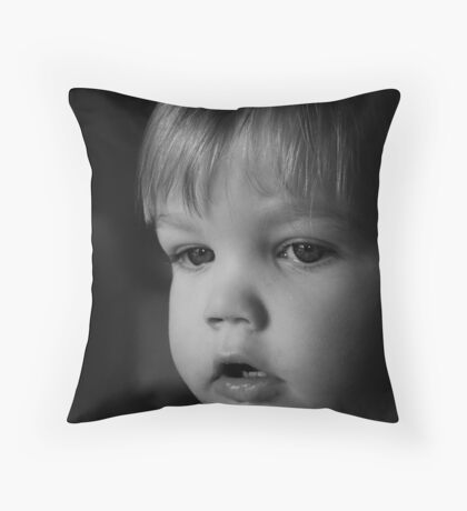 Hi, I'm Joseph! Throw Pillow