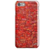 Little Red Roadsters 'Traffic series' iPhone Case/Skin