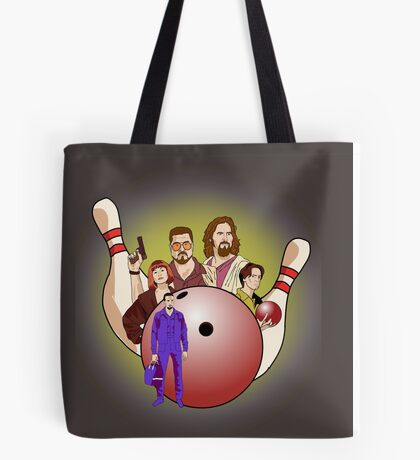 Dude,  let's go bowling. Tote Bag