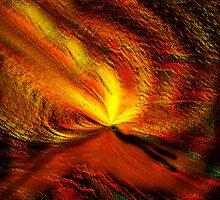 The Menace of volcano by sirgulamhusain