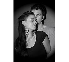 Laura and Joe Photographic Print