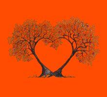 love trees Kids Tee