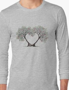 love trees Long Sleeve T-Shirt