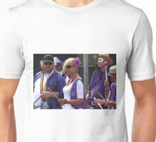 Mazey Day, Penzance - Purple Unisex T-Shirt