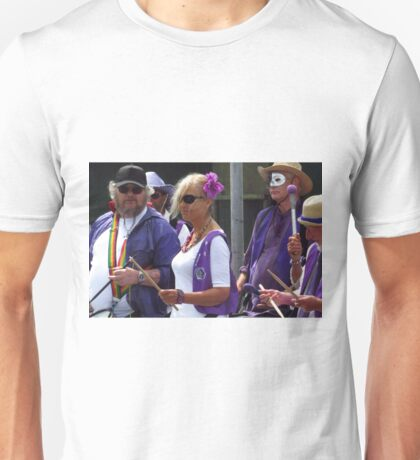 Mazey Day, Penzance - Purple Unisex T-Shirt