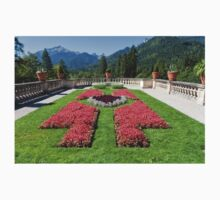 Garden of Linderhof Palace Kids Tee