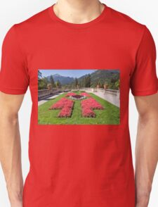 Garden of Linderhof Palace T-Shirt