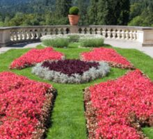 Garden of Linderhof Palace Sticker