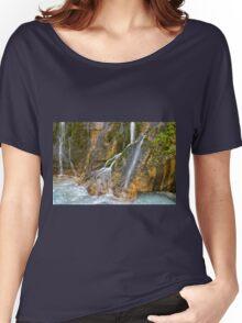 Wimbachklamm Gorge Women's Relaxed Fit T-Shirt