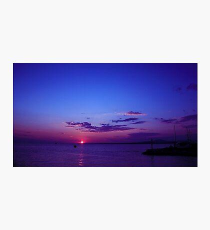 Sunset Escape Photographic Print