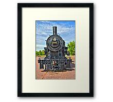 Engine 2645 Framed Print