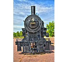 Engine 2645 Photographic Print