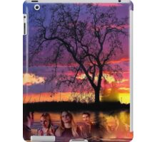 Reflection on the Water iPad Case/Skin