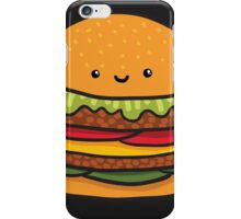 burger iPhone Case/Skin