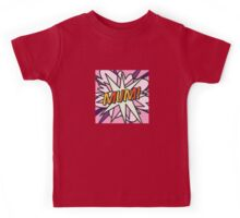 Comic Book MUM! Kids Tee