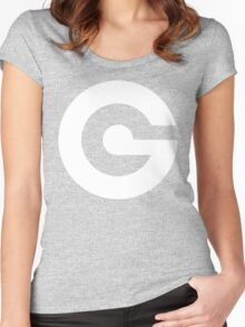 G-Directorate Logo Women's Fitted Scoop T-Shirt