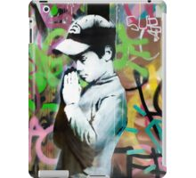 Banksy Prayer iPad Case/Skin