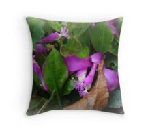 Ground series 2 Throw Pillow