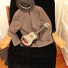 Jacket, Hat &amp; Ukulele by Honario