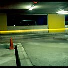 Underground parking 05 by Pascale Baud