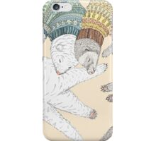 Love sleep iPhone Case/Skin