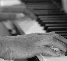Piano lesson by Sylvain Crelier