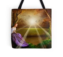Forest retreat Tote Bag