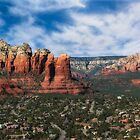 Day in Sedona by Lynn Geoffroy