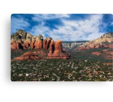 Day in Sedona Canvas Print
