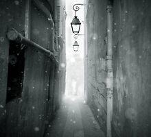 La rue du chat qui pêche by Laurent Hunziker