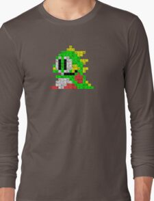 Bubble Bobble Long Sleeve T-Shirt