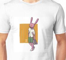 fashion, clothes, rabbits, models Unisex T-Shirt