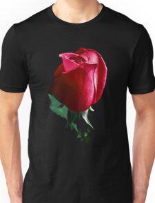 Rose Red. Unisex T-Shirt