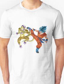 Goku Vs. Frieza [Resurrection F] T-Shirt