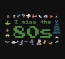 I miss the 80s by bellingk