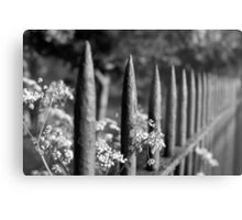 NATURE WILL PREVAIL Metal Print