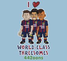 Bancelona - World Class Threesome Kids Clothes