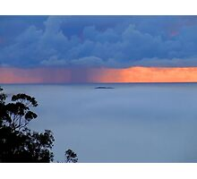"""""""Miles of Mist"""" Photographic Print"""