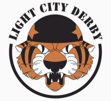 Light City Derby - white background by Light City Derby
