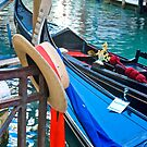 The Gondolier Takes a Break by Stephen Knowles