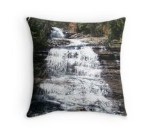 The Cascades 2 Throw Pillow