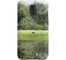 Rural Scene, Southern NSW,  Australia. Samsung Galaxy Case/Skin