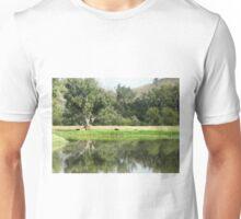 Rural Scene, Southern NSW,  Australia. Unisex T-Shirt