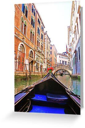 front veiw from the gondola by xxnatbxx