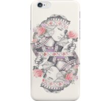 Queen of Roses iPhone Case/Skin